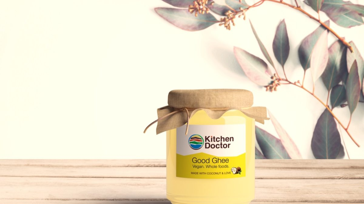 Vegan Whole Food Ghee Launched