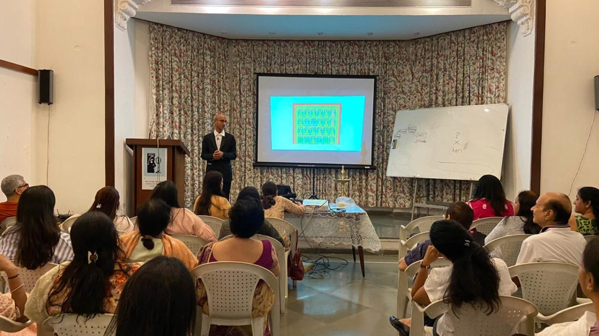 Seminar Refers to Ancient Texts To Reignite Compassionate Living