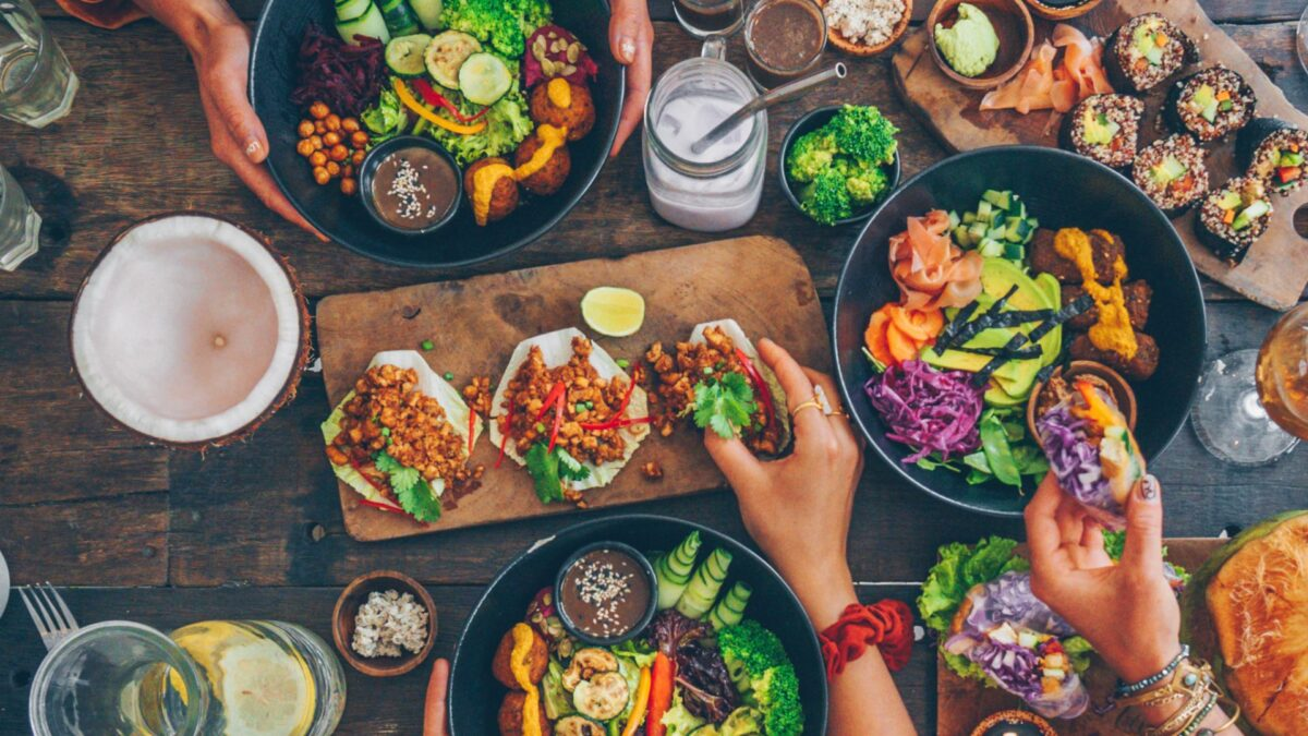 Plant-based Food–A health fad or sustainable habit to wellness?